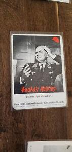 1965 FLEER HOGANS HOGAN'S HEROES CARD RARE SP DEFINITE SIGNS OF DANDRUFF # 50