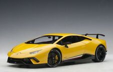 AUTOart 79155 - 1/18 Lamborghini Huracan Performante 2017 - Pearl Yellow