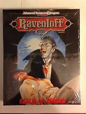 Ravenloft Realm of Terror Boxed Set Advanced Dungeons and Dragons