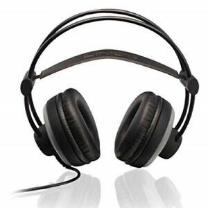LINDY HF-40 Hi-Fi Stereo Headphones - Lindy 20256