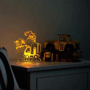 NEW Duski LED Dream Light Construction | FREE Shipping