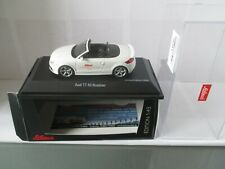 """Schuco 1:43 Audi TT RS """"Vorsprung 2010"""" (Neuwertig) m.OVP (WH130)"""