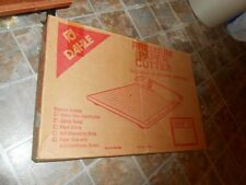 New listing New Vintage Dahle Model 112 Premium 12 Inch Paper Cutter Made in Usa Oxford, Ct