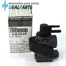 Genuine Renault Turbo Pressure Solenoid Valve, 149567097R for Renault Nissan