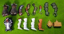 """Marvel Legends 6"""" Scale Build-A-Figure Parts Lot BAF Sandman Thor Monster Venom"""