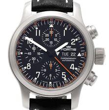 FORTIS B-42 Pilot Professional Chronograph Armbanduhr Uhr Modell 635.22.141