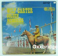 WILF CARTER Golden Memories SEALED LP Country Western YODEL Bluegrass VINYL LP