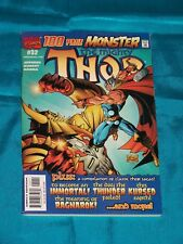 THOR # 32, Feb. 2001, 100 PAGE MONSTER, VERY FINE Condition