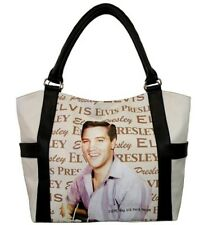 Elvis Presley 60's Picture Large Tote