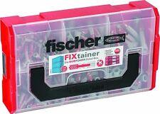 Fischer FIXtainer-DUOPOWER SET, Stapelbox, Dübel, 535968, 2K