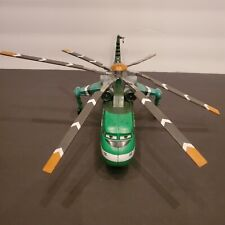 Disney Pixar PLANES Piston Peak Diecast Helicopter: Windlifter w/ Removable Tank
