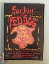 rockin  ROCKIN' THE RED DOG   the dawn of psychedelic rock  DVD genuine region 1