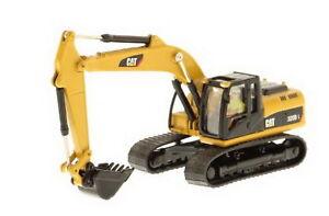 1/87 DM Caterpillar Cat 320D L Hydraulic Excavator Diecast Model #85262