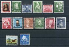 Bund Jahrgang 1952 postfrisch komplett (4806)
