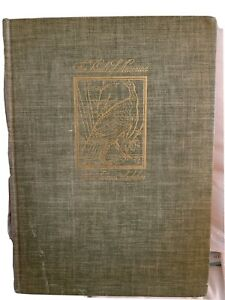 1937 Book THE BIRDS OF AMERICA John James Audubon 1st Edition Full Color Plates