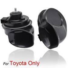 For Toyota Yaris RAV4 Camry Corolla Highlander Prius C-HR Car Snail Horn 12V