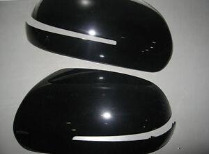 Genuine Side Mirror Cover EB Black 2p for 2009 2013 Kia Forte & Koup