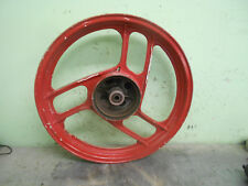 yamaha  tzr  125  rear  wheel