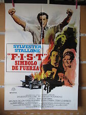 A1211 F.I.S.T. SIMBOLO DE FUERZA. SYLVESTER STALLONE, ROD STEIGER, PETER BOYLE