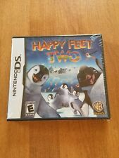 Nintendo DS Game New Sealed Happy Feet Two 2