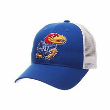 low priced 15f4c 0ffdc Kansas Jayhawks Official NCAA Big Rig Adjustable Hat Cap by Zephyr 457641
