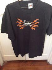 Franz Ferdinand Vintage T Shirt XL Rare Used Fruit Of The Loom