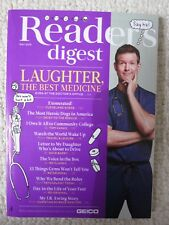 Reader's Digest Magazine May 2015 Laughter The Best Medicine at Doctor's Office