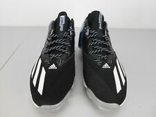 Adidas Dual Threat 2 Mens Baseball Cleats Size 13 F37751 - Black / White