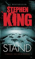 The Stand (Complete and Uncut) by Stephen King (2011, Mass Market)