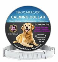 PROZADALAN Calming Collars for Dogs, Dog Anxiety Relief & Anti Stress, 30 Days