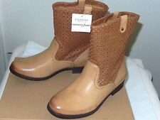 Sonoma Fashion Cowboy Boots--size 8 M, tan--Comfy memory foam footbed! NWT $80
