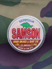 Kryston Samson Hair Braid and Bait Tie