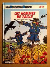LES TUNIQUES BLEUES - T40 : Les hommes de paille - EO