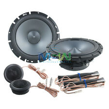 "*NEW* ALPINE® SPS-610C 6-1/2"" 2-Way TYPE-S CAR COMPONENT SPEAKERS SYSTEM 6.5"""