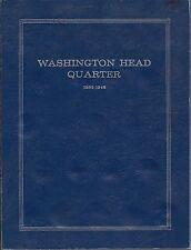 H E Harris Washington Quarters 1932-1948 Folder # 07:35