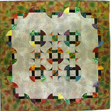 Spinning Wheels  quilt pattern by Southwind Designs