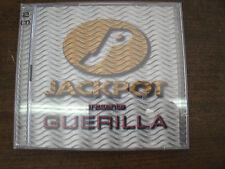 JACKPOT PRESENTS GUERILLA  compil 2CD
