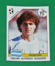 N°120 RUGGERI ARGENTINA PANINI COUPE MONDE FOOTBALL ITALIA 90 1990 WC WM