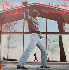"Vinyle 45T Billy Joel  ""Don't ask me why"""
