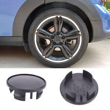54MM Car Emblem Wheel Center Cover Tire Hub Cap Replacement For BMW MINI Black