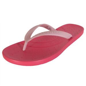 Crocs Unisex Chawaii Flip Flops, Coral/Pearl Pink, Mens 4 US M / Womens 6 US M