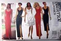 BUTTERICK SEWING PATTERN NO.6748 LADIES Sophisticated DRESSES sizes 6-12