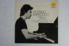Homero Francesch - Piano Debut 2555011 DGG Schallplatte LP 27