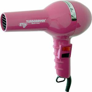 ETI Turbodryer 2000 Professional Salon Hair Dryer Fuchsia Pink
