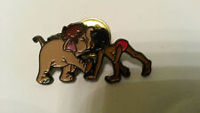 Moogli Mowgli and Baby Elephant ( The Jungle Book ) European Disney Pin