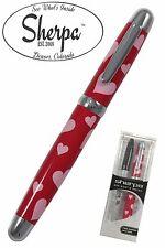 Sherpa  #5038 - Hearts A Flutter  / Sherpa Pen Holder