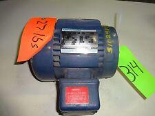 Marathon Electric Motor  143TTFS8076AA  0.75hp  230/460v  950/1150rpm