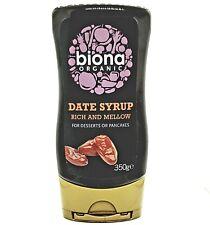 Organic Date Syrup – Biona- 350g