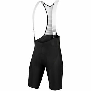 Endura Pro SL Bib Shorts Long SIZE LARGE (MEDIUM PAD) BLACK =