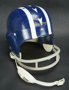 Vintage Rawlings TH40 Mike Holovak Football Helmet